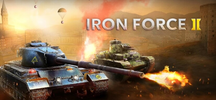 Iron Force 2 взлом