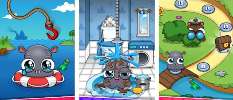 Larry - Virtual Pet Game золото