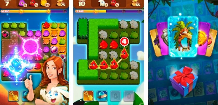 Link: Blast Puzzle Game читы