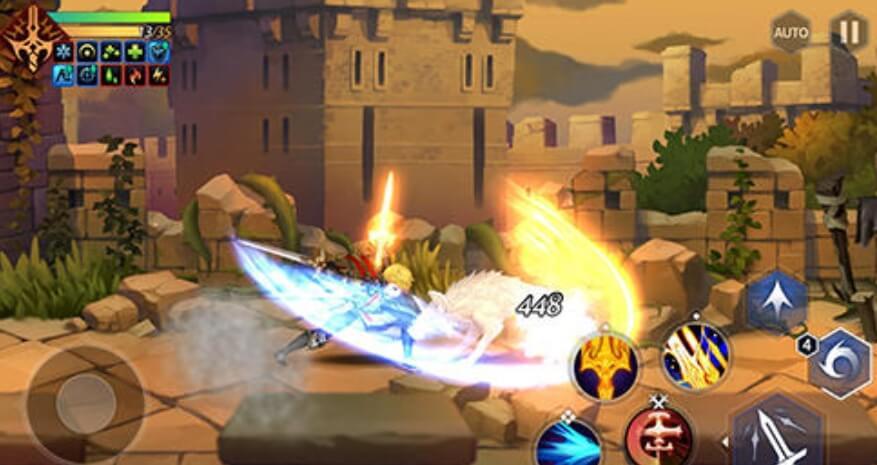 Magia: Charma Saga секреты