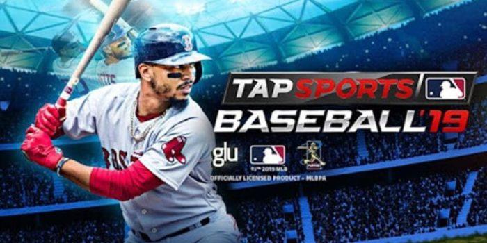 MLB Tap Sports Baseball 2019 взлом