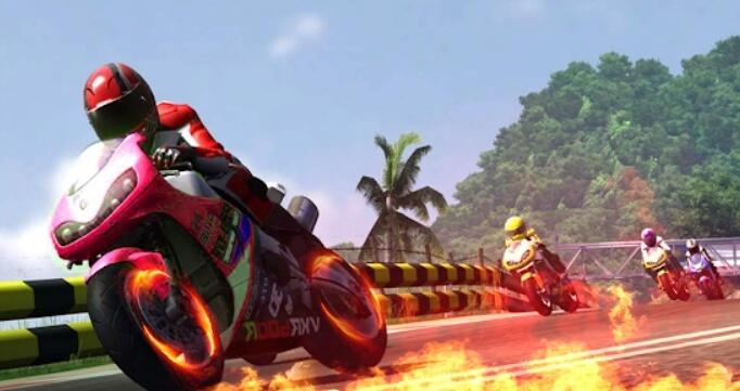 Мотоциклетные гонки читы
