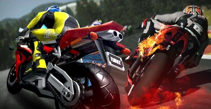 Мотоциклетные гонки деньги