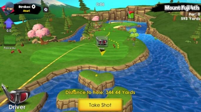 Ninja Golf читы