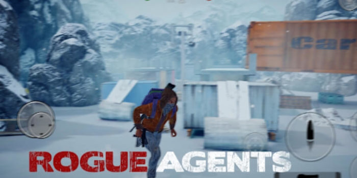 Rogue Agents взлом