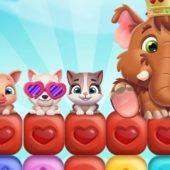 Pet Rescue Puzzle Saga коды