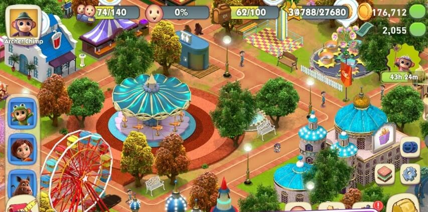 Wonder Park Magic Rides читы