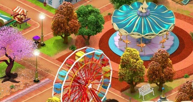 Wonder Park Magic Rides взлом