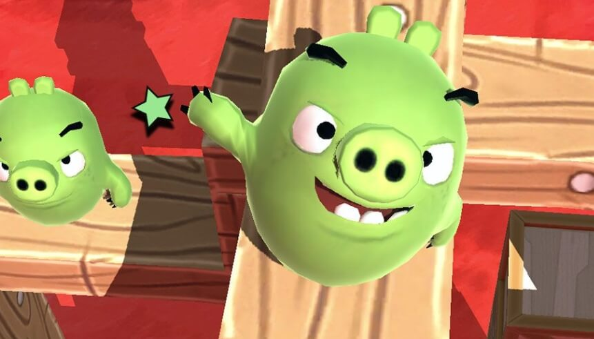 ANGRY BIRDS AR : ISLE OF PIGS читы
