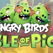 ANGRY BIRDS AR : ISLE OF PIGS взлом