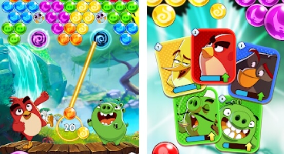 Angry Birds POP 2 cheat
