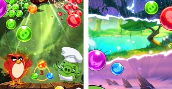 Angry Birds POP 2 mod