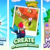 Backyard Bash: New Match 3 Pet Game читы
