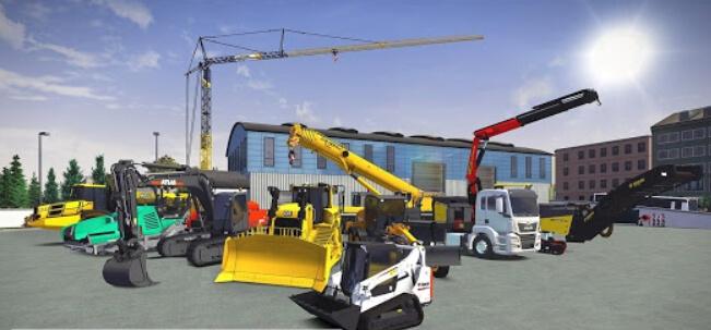 Construction Simulator 3 деньги