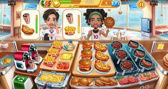 Cooking City читы