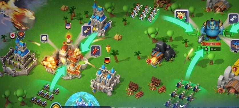 Epic War - Castle Alliance читы