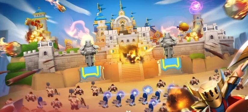 Epic War - Castle Alliance коды
