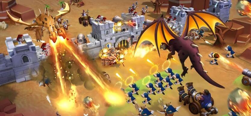 Epic War - Castle Alliance взлом