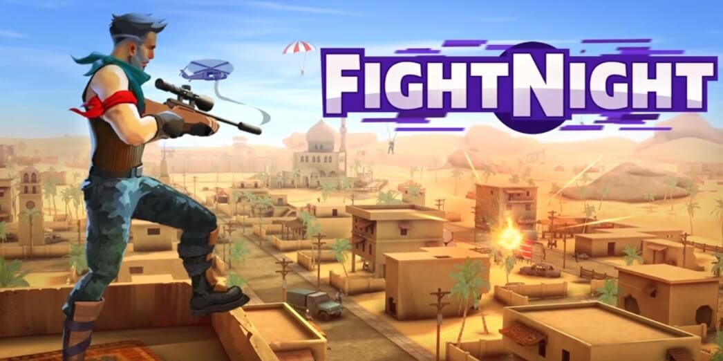 FightNight Battle Royale: FPS Шутер взлом