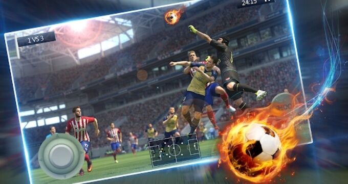 Football Match Simulation Game секреты