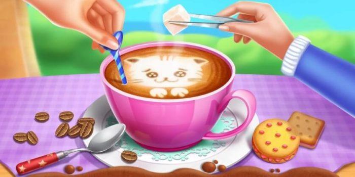 Китти Kафе взлом