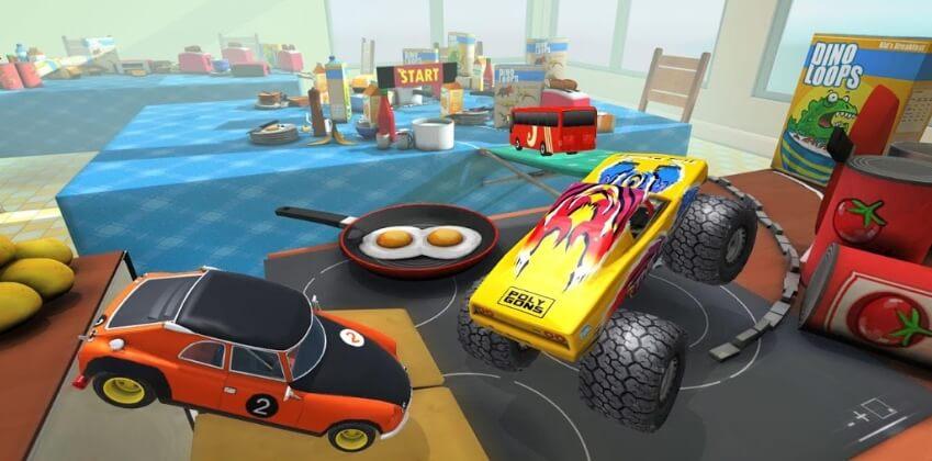 Mini Pocket Racers коды
