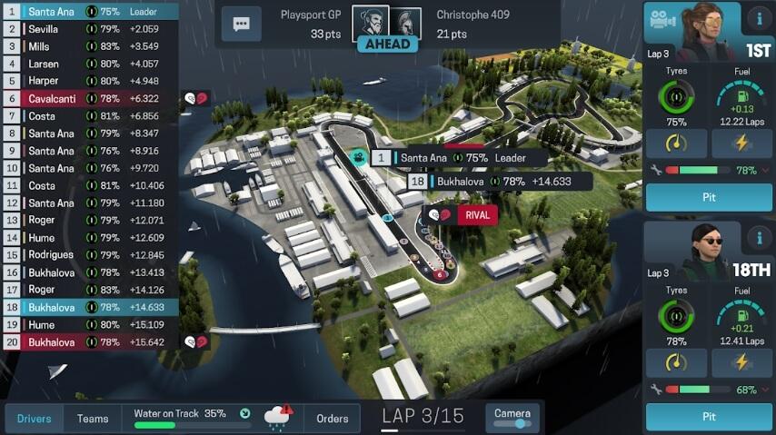 Motorsport Manager Online mod