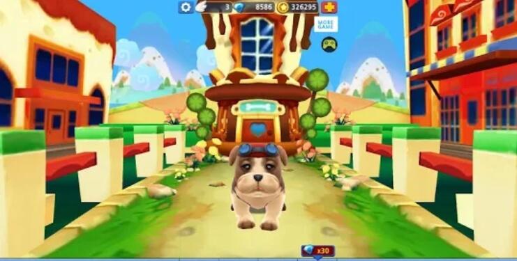 Paw Runner : Puppy читы