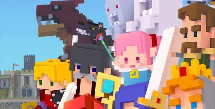 Pixel Knights взлом