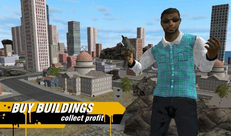 Real Gangster Crime андроид