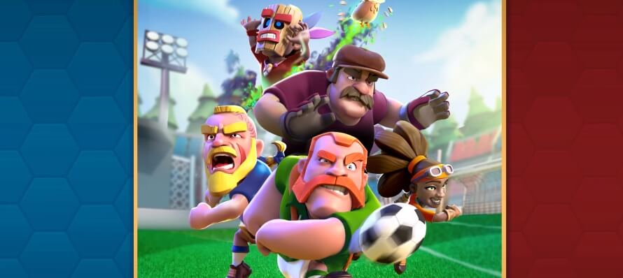 Soccer Royale 2019 читы