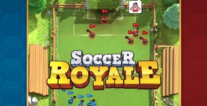 Soccer Royale 2019 взлом