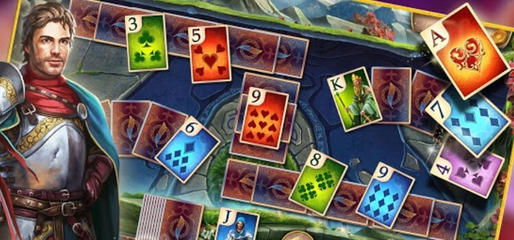 TriPeaks Solitaire Cards Queen секреты