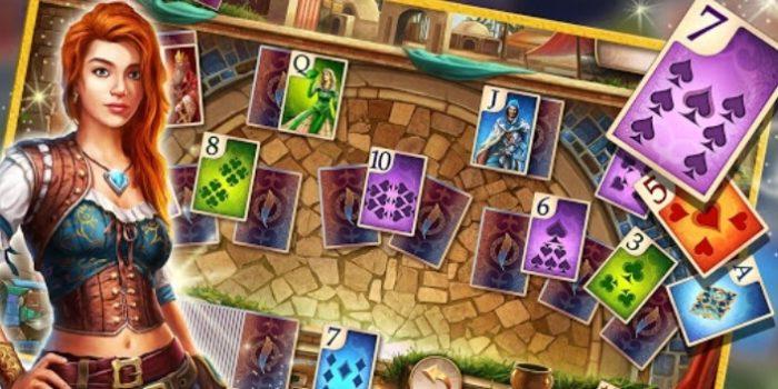TriPeaks Solitaire Cards Queen взлом
