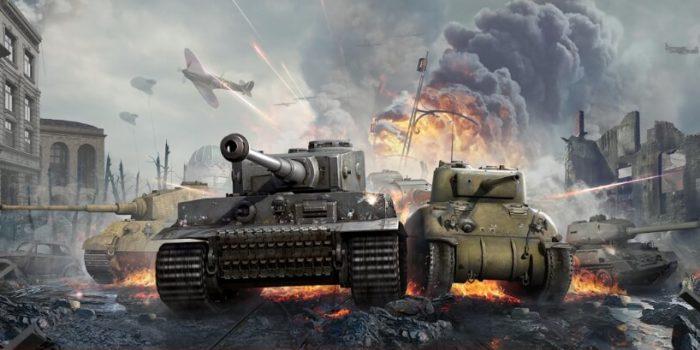 World of Armored Heroes взлом