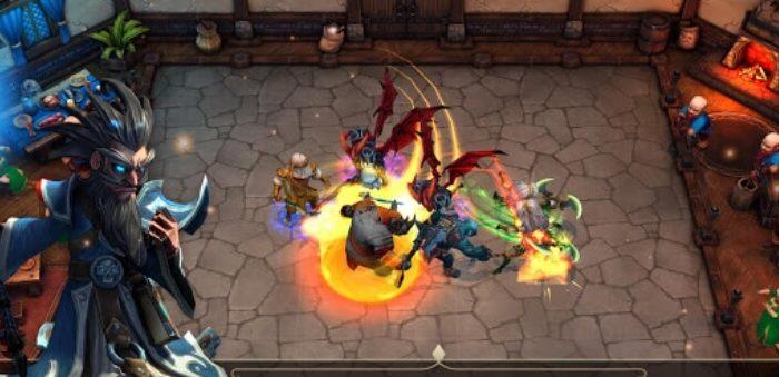 Board Heroes League взлом