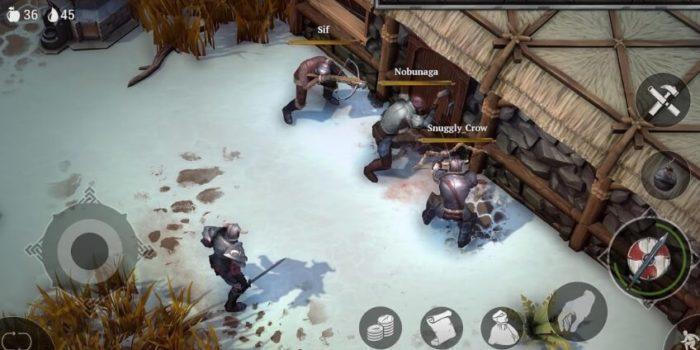 Frostborn взлом
