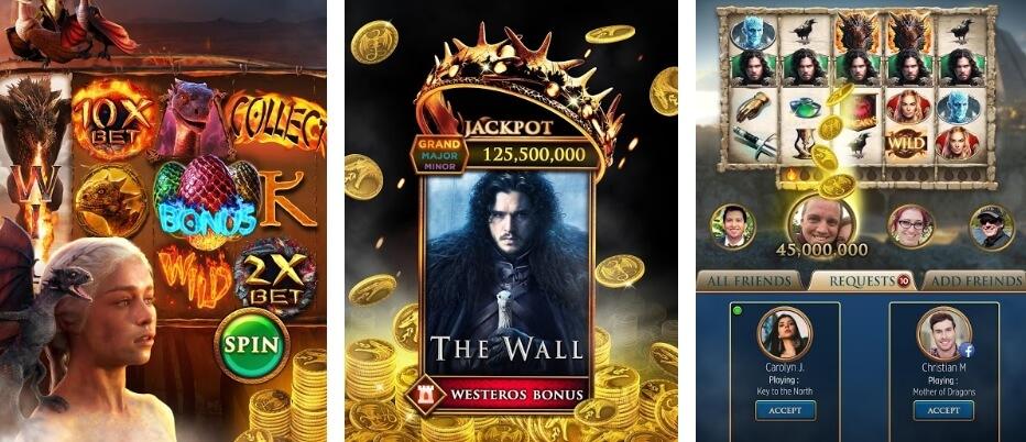 Game of Thrones Slots Casino коды