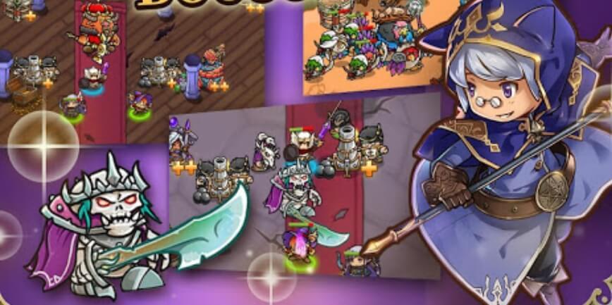 Crazy Defense Heroes читы