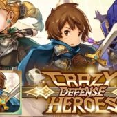 Crazy Defense Heroes взлом