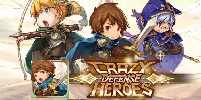 Crazy Defense Heroes взлом