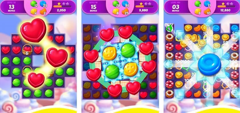 Lollipop : Link & Match взлом