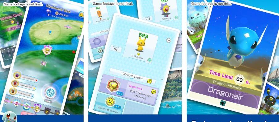 Pokemon Rumble Rush коды