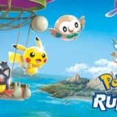Pokemon Rumble Rush взлом