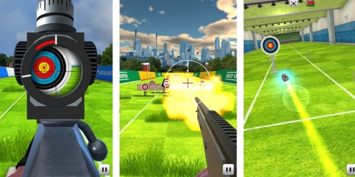 Полигон 3D: бог стрельбы взлом
