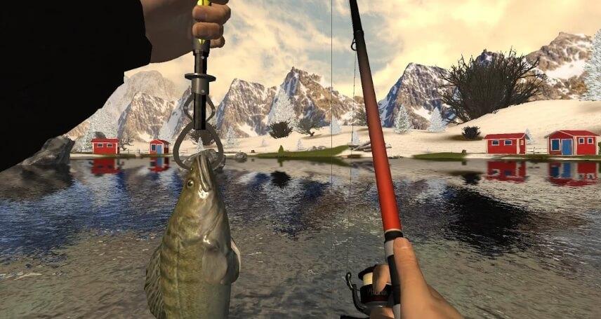 Professional Fishing взлом