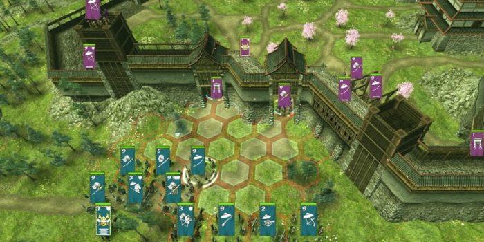 Shogun's Empire: Hex Commander взлом