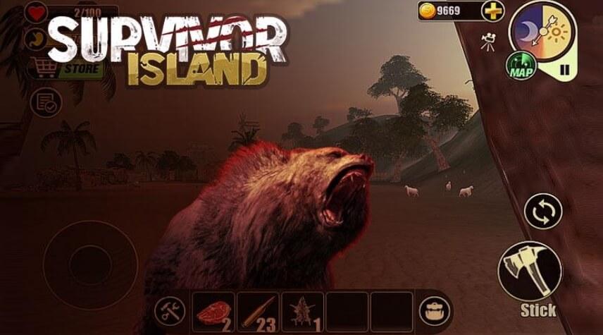 Survivor Island взлом
