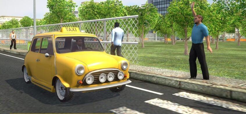 такси имитатор 2018 секреты