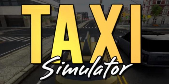 такси имитатор 2018 взлом